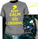 1024 KEEP CALM and GO CROSSING